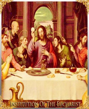 023 How To Pray The Rosary 1st LUMINOUS Mystery - INSTITUTION OF EUCHARIST